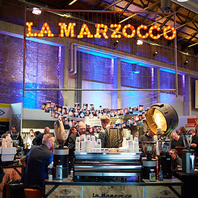 La Marzocco's Innovation Showcase