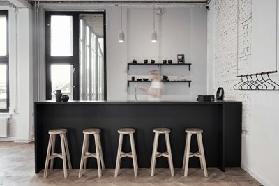 Co-working spaces verbinden met specialty coffee