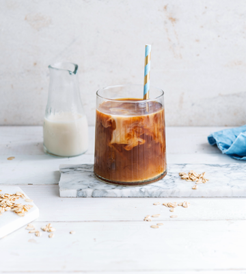 Recept: Coldbrew Oat Latte