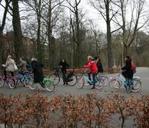 Amsterdam Coffee Festival: Bike Tour
