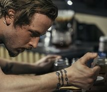 Meet Coffee Masters runner-up Patrik Rolf Karlsson from Five Elephant Coffee