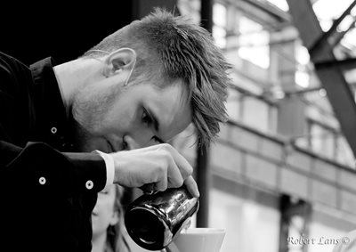 Coffee Tales: Nick Vink