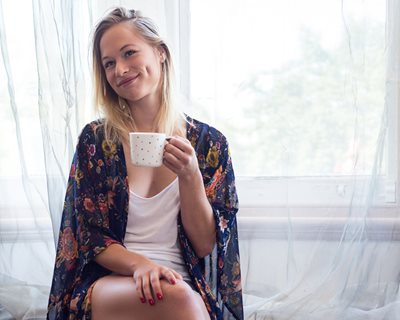 Coffee Tales: Esther Maasdam