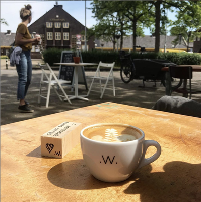 white label coffee opent in Noord